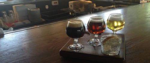 The Post Brewing Co - Flight