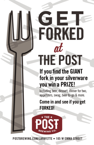 Get Forked!