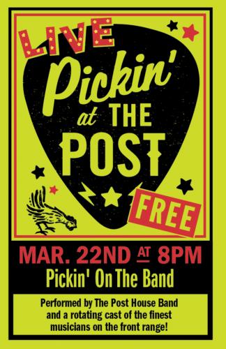 Pickin' At The Post