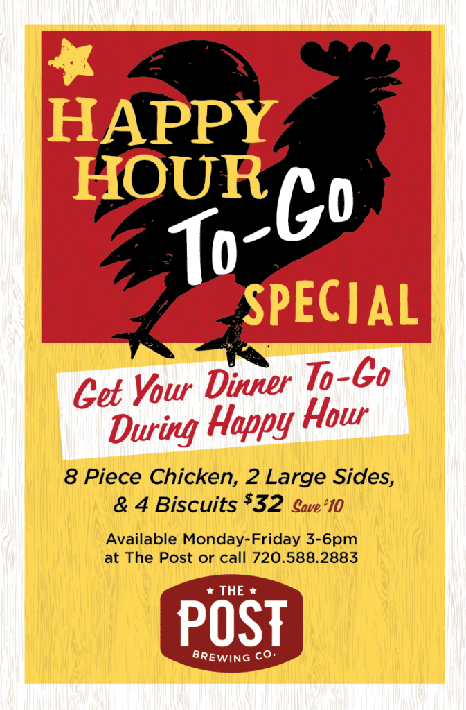 Happy Hour To-Go