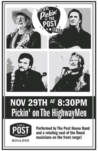 Pickin' On The HighwayMen