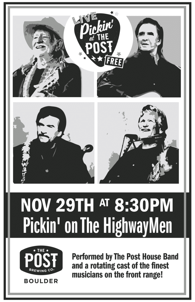 Pickin' On The HighwayMen