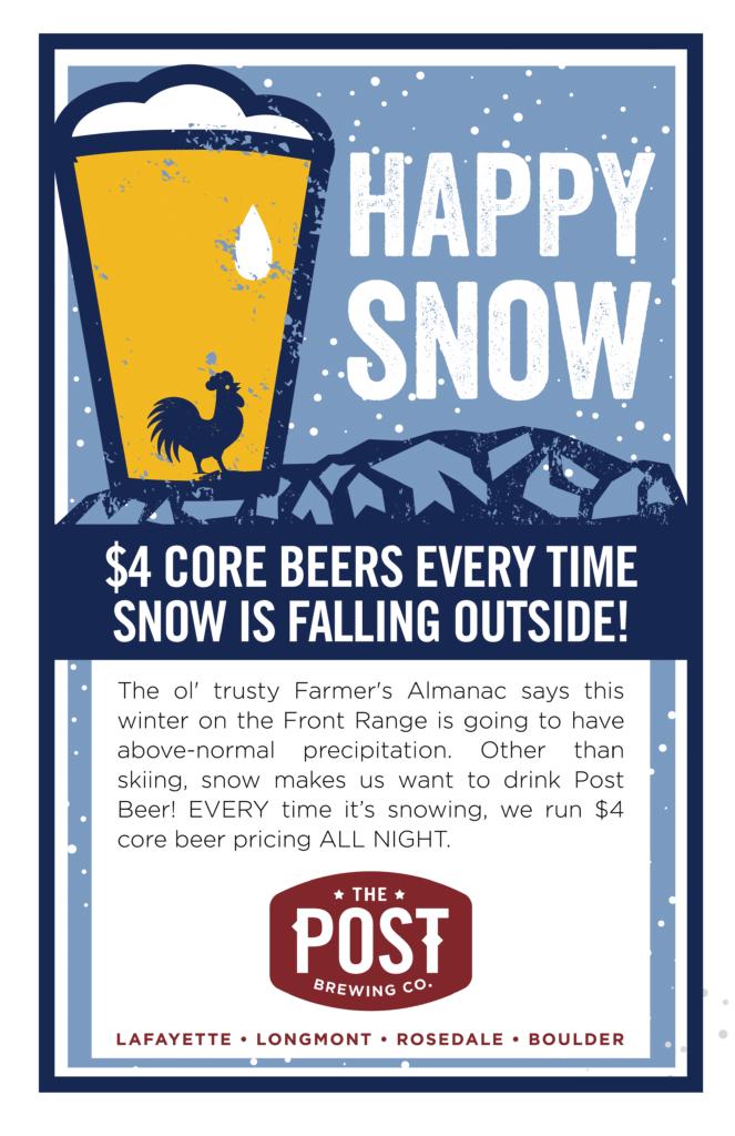 Snow Beers