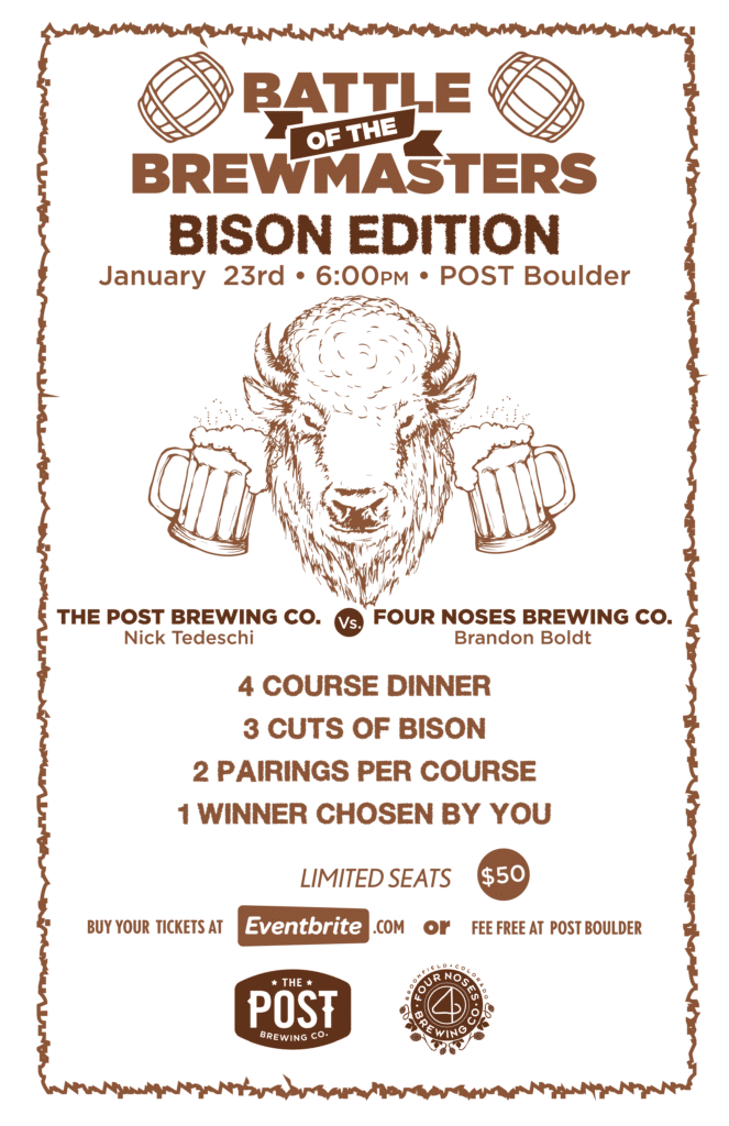 Battle of the Brewmasters: Bison Edition