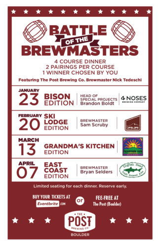 Battle of the Brewmasters