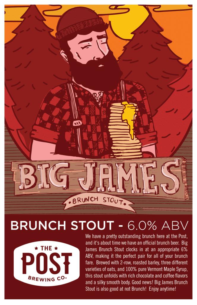 Big James Brunch Stout