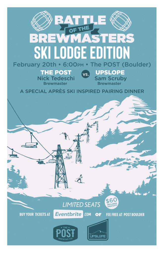 Battle of the Brewmasters: Ski Lodge Edition
