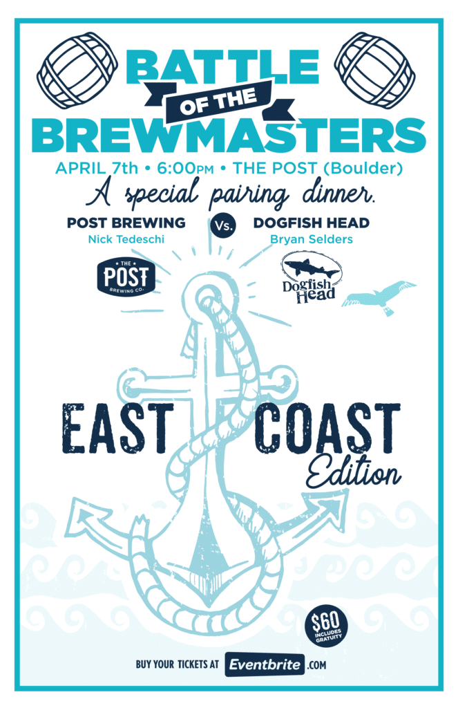 Battle of the Brewmasters: East Coast Edition