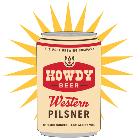 Image of Howdy Beer
